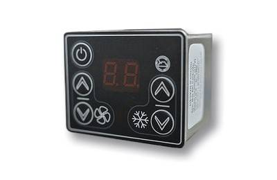 Елементи керування - Controller for bus air conditioner CK 200209-a 12V